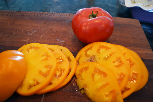 hierloom tomatoes