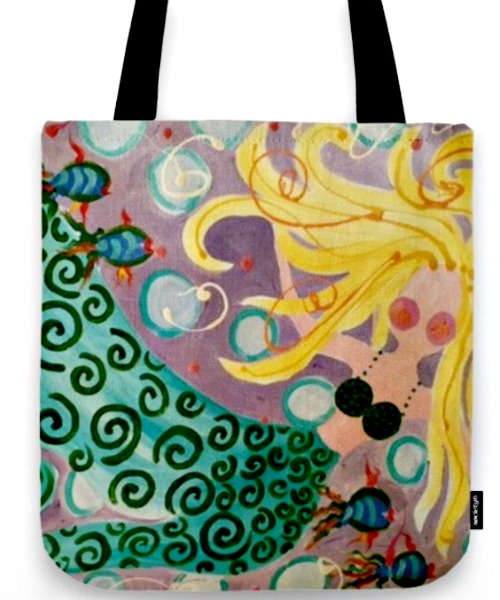 mermaid-tote