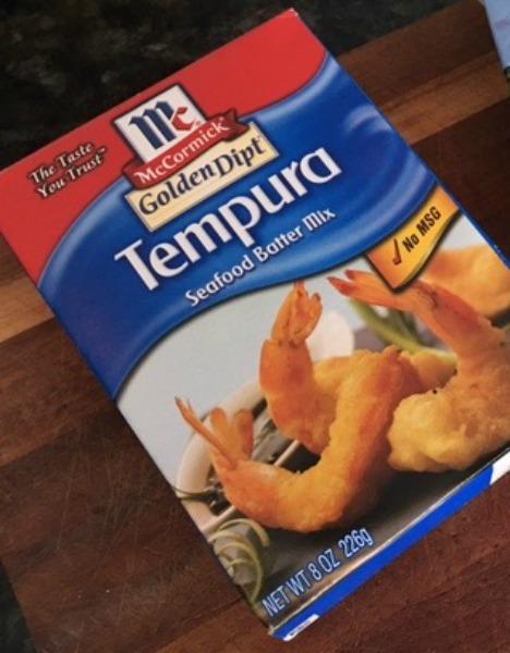 tempura-mix