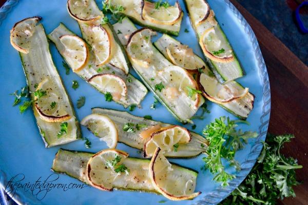lemon-garlic-zucchini-ribbons