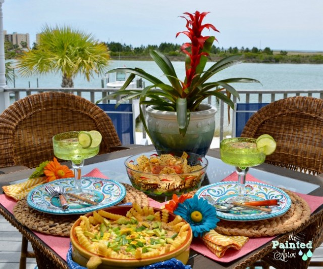 Cinco de Mayo table & tapas