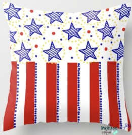 firecracker pillow