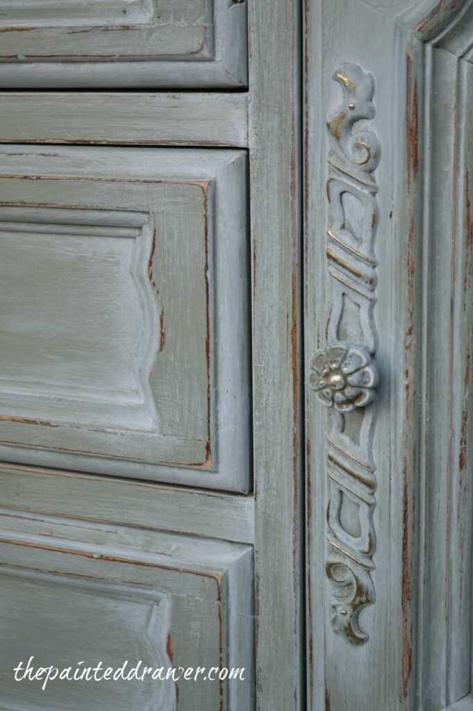 Paint Color Highlight  General Finishes Basil