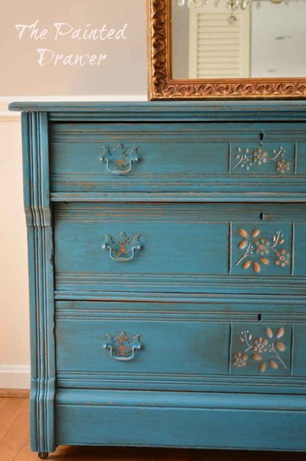General Finishes Milk Paint Furniture with Painted