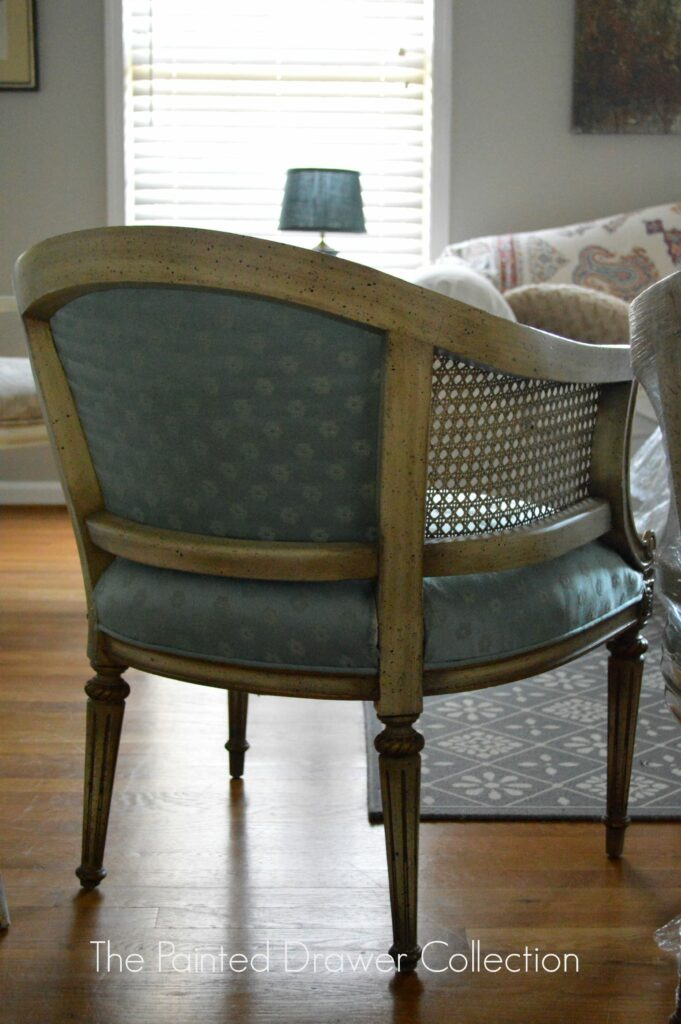 french barrel chair aeron stool conversion favorite find monday cane chairs