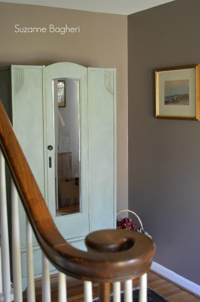 dark gray living room rug cheap contemporary furniture vintage armoire before and after poised taupe foyer
