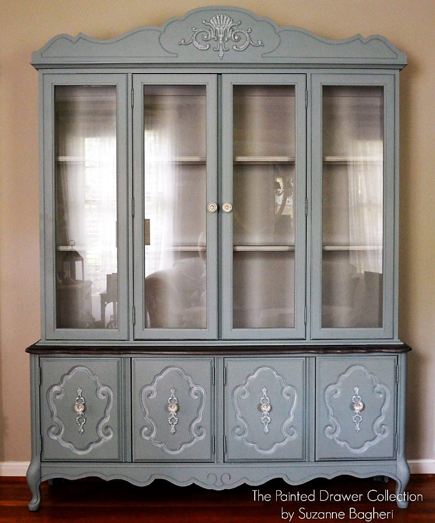 Vintage China Cabinet Rescue Archives