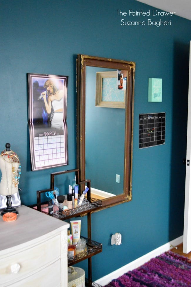 corner shelf for living room paint color ideas 2016 a behr wanderlust teen bedroom reveal