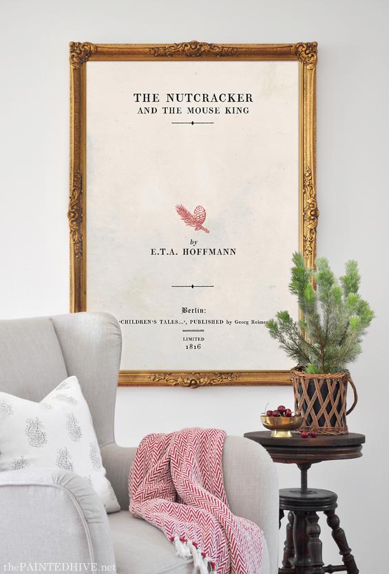 Free Printable Farmhouse Style Christmas Signs