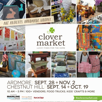 The Painted Home's Crafty Camper at Clover Market