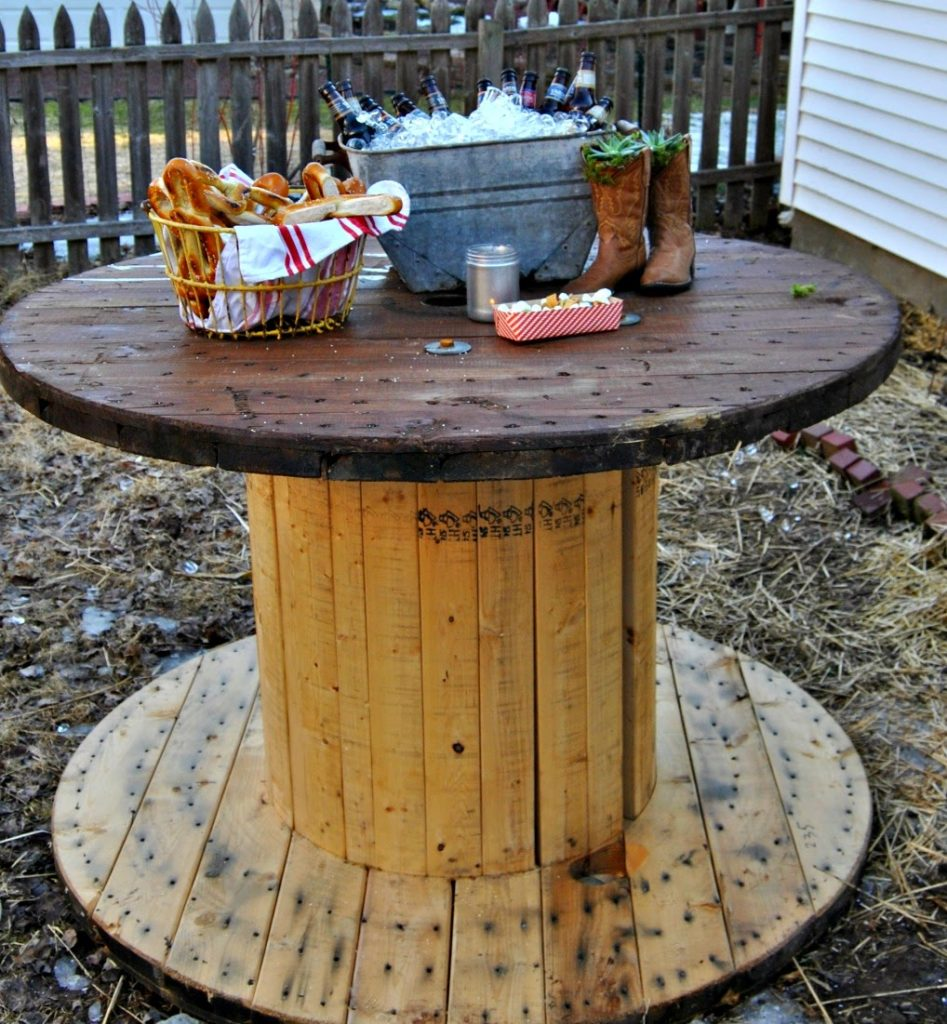 Phenomenal How To Build A Beer Garden Alphanode Cool Chair Designs And Ideas Alphanodeonline
