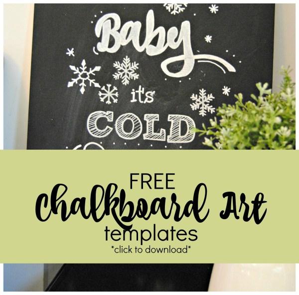 chalkboard-art-templates