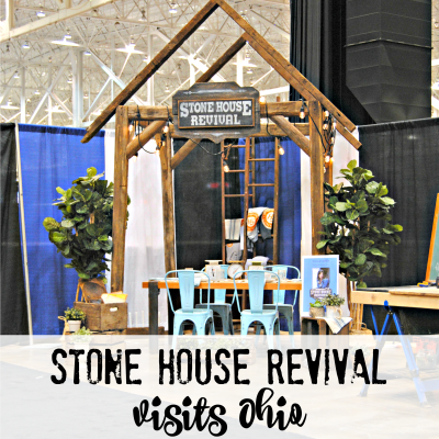 "The show ""Stone House Revival"" Comes to life in Ohio"