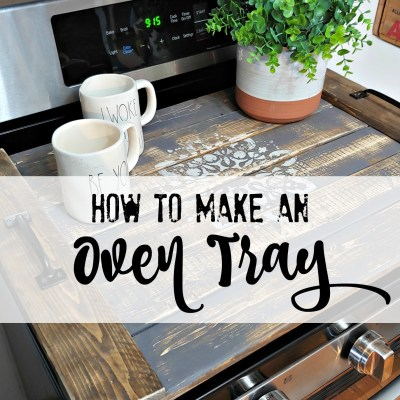 How to get more counter space in a small kitchen