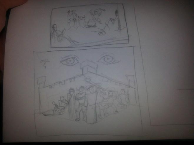 10 Backgrounds Sketch
