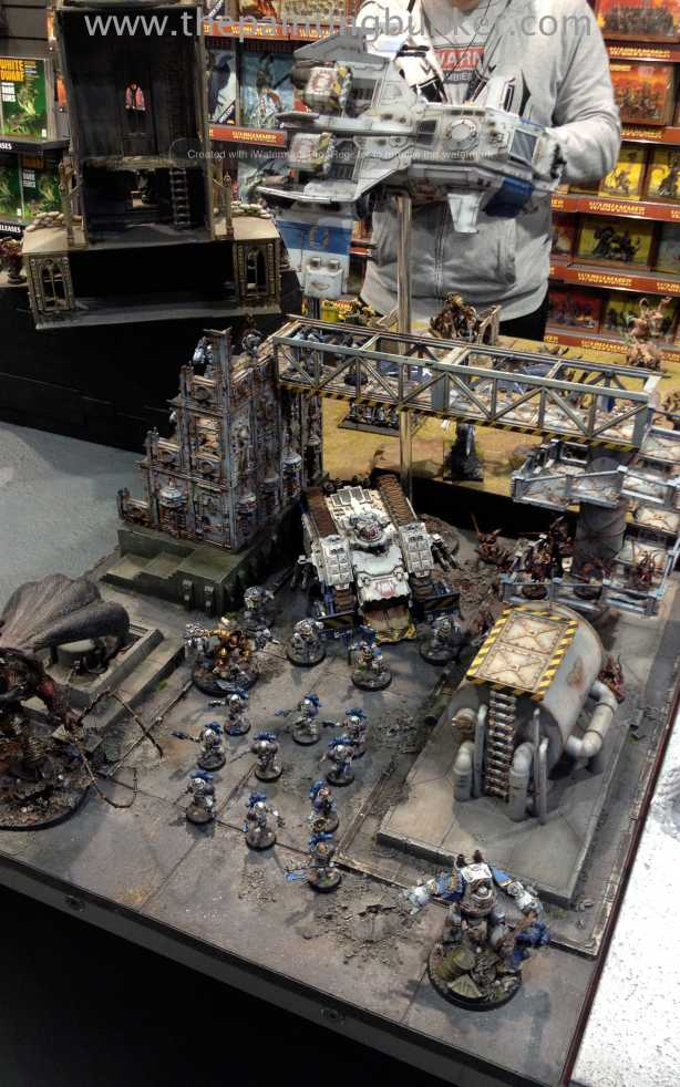 Games Workshop World Eaters Armies On Parade 2013 The