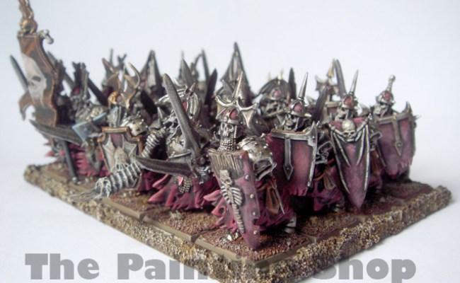 The Painting Shop Warhammer Warhammer 40k Miniature