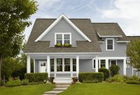 Great Grays for Exterior Paint Colours | The Paint People