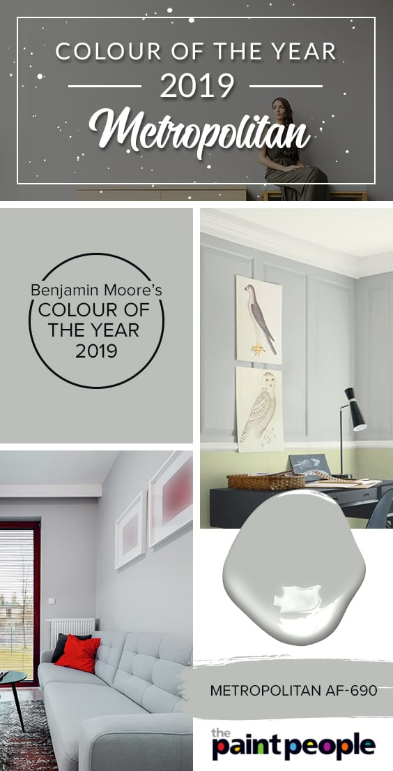 Introducing Benjamin Moores Colour Of The Year For 2019