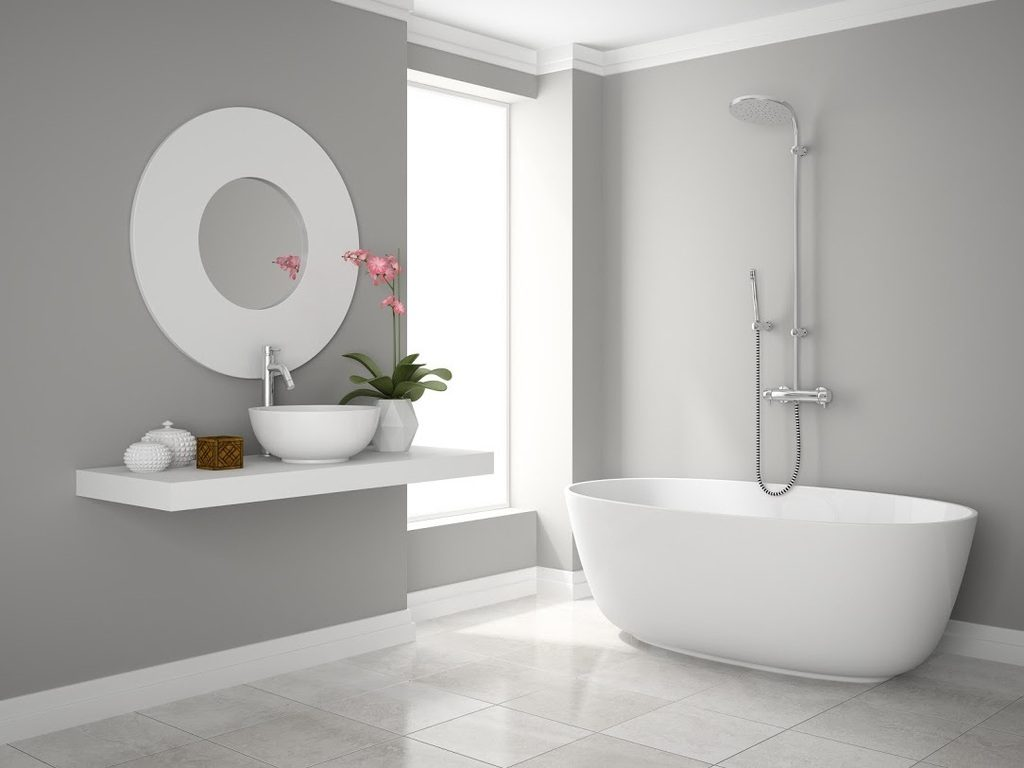 Bathroom Paints How To Choose The Right Paint For A Bathroom Decorating Tips And