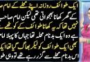 Molvi aur Tawaif Ka Sacha Waqia – Urdu Moral Story