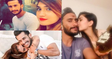 Hassan Ali's wife shared cute wishes and photos on his birthday