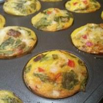 Paleo Breakfast Egg Muffins