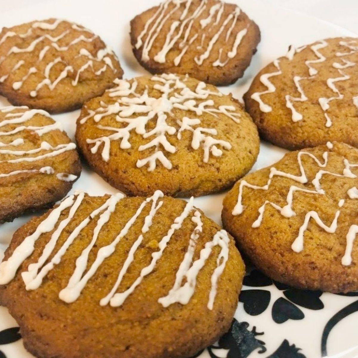 Paleo Ginger Cookies in Toronto