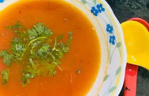 Tomato Soup – Keto _ Paleo _ Vegan