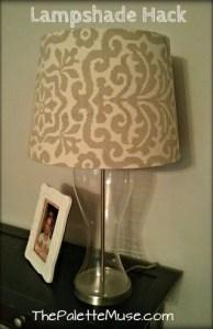 Lamp Shade Hack
