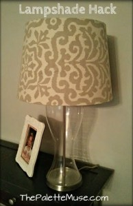 How to Fit a Shade to the Wrong Lamp Base
