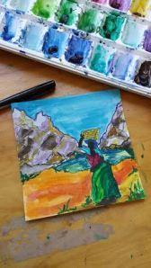 Featured Artist Carlye Daugird