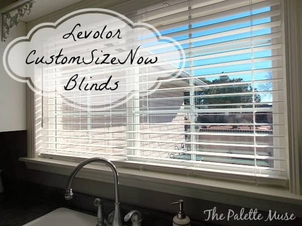 Levolor CustomSizeNow Blinds
