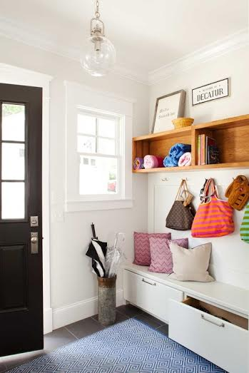 3 Tips for a Well Design Entryway