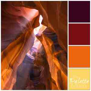 Canyon Palette