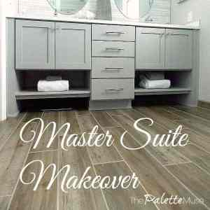 Master Suite Makeover