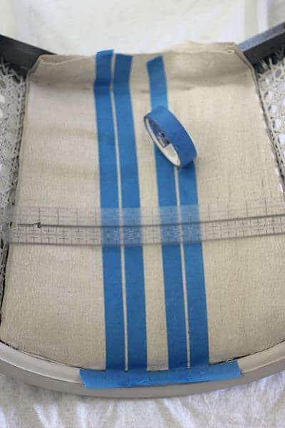 Taping-Back-Cushion