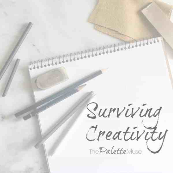 Have you ever felt like your creative juices left you a little aimless and out of control? It can be both a blessing and a curse to be a creative person.
