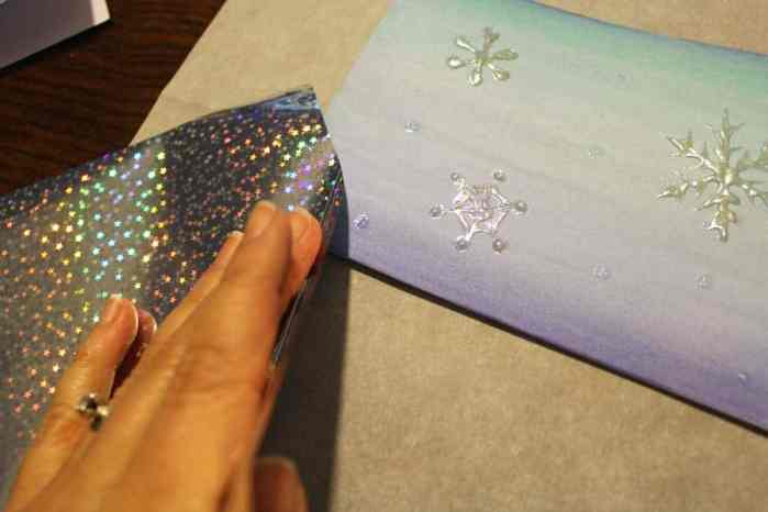 Snowflake-cards-adding-silver