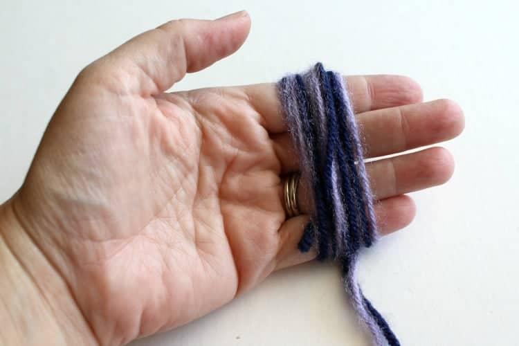 Tassel-wrapping-yarn