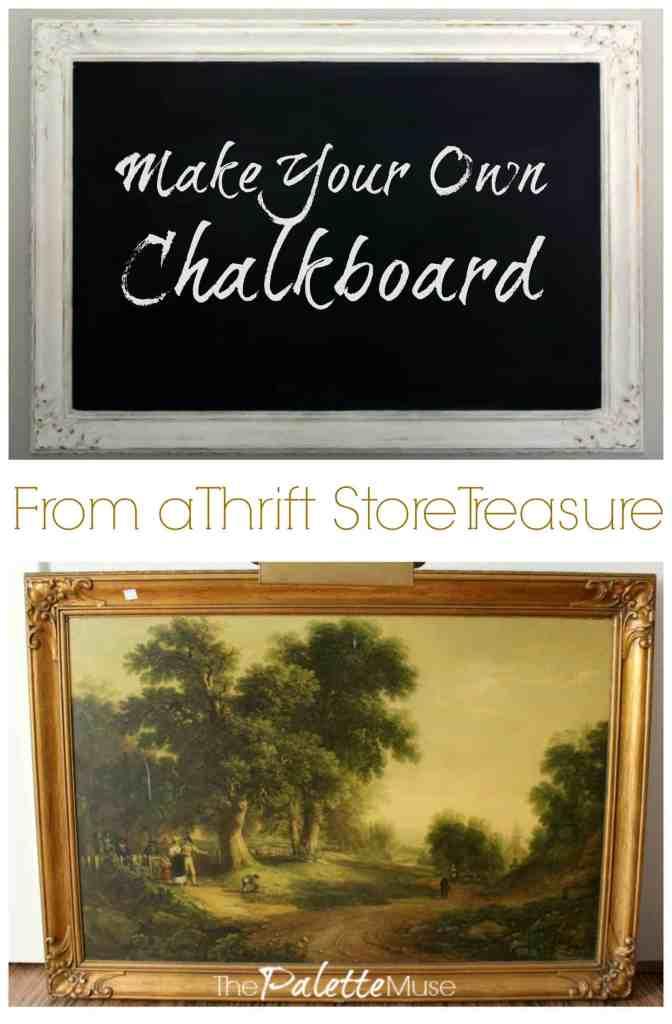 Make-Chalkboard-Thrift-Store-Treasure
