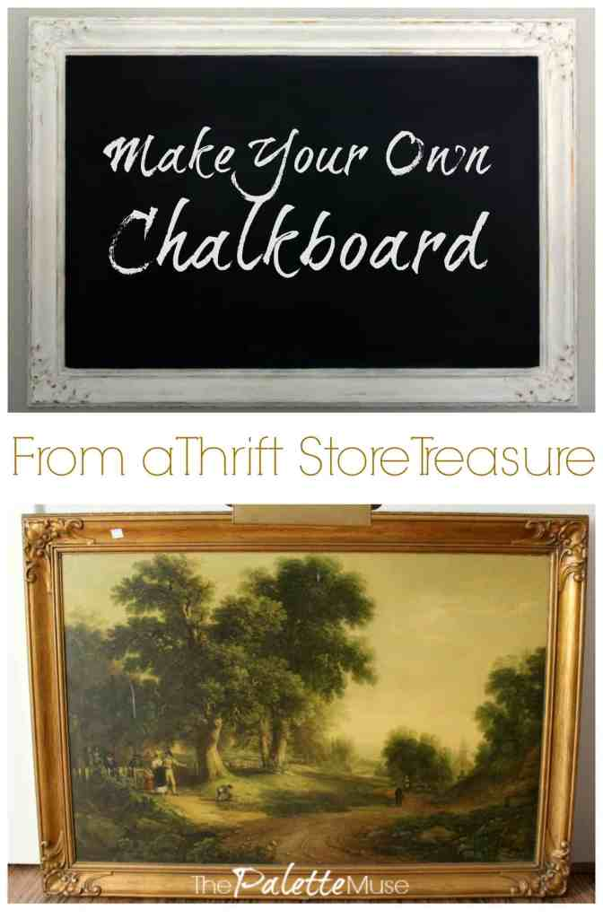 Make-Chalkboard-Thrift-Store-Treasure