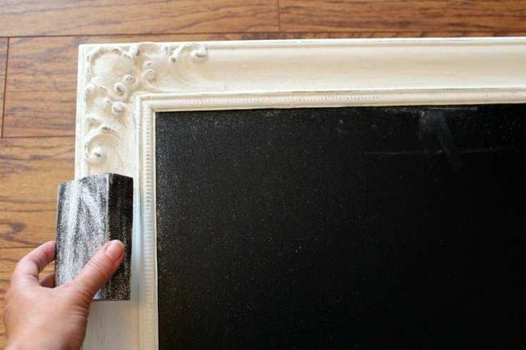 Sanding Frame