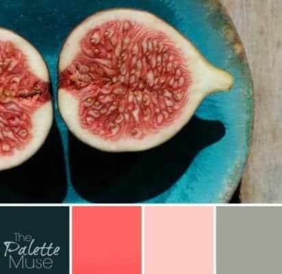 Summer Fruit Palette