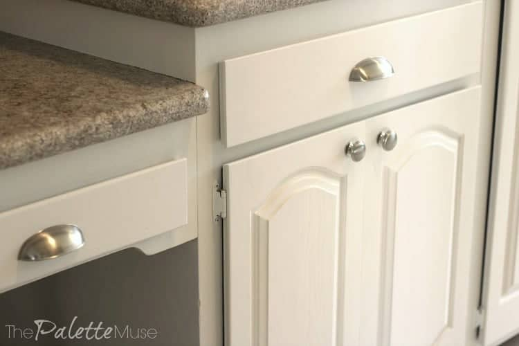 The Best Way to Paint Kitchen Cabinets (No Sanding!) - The ...