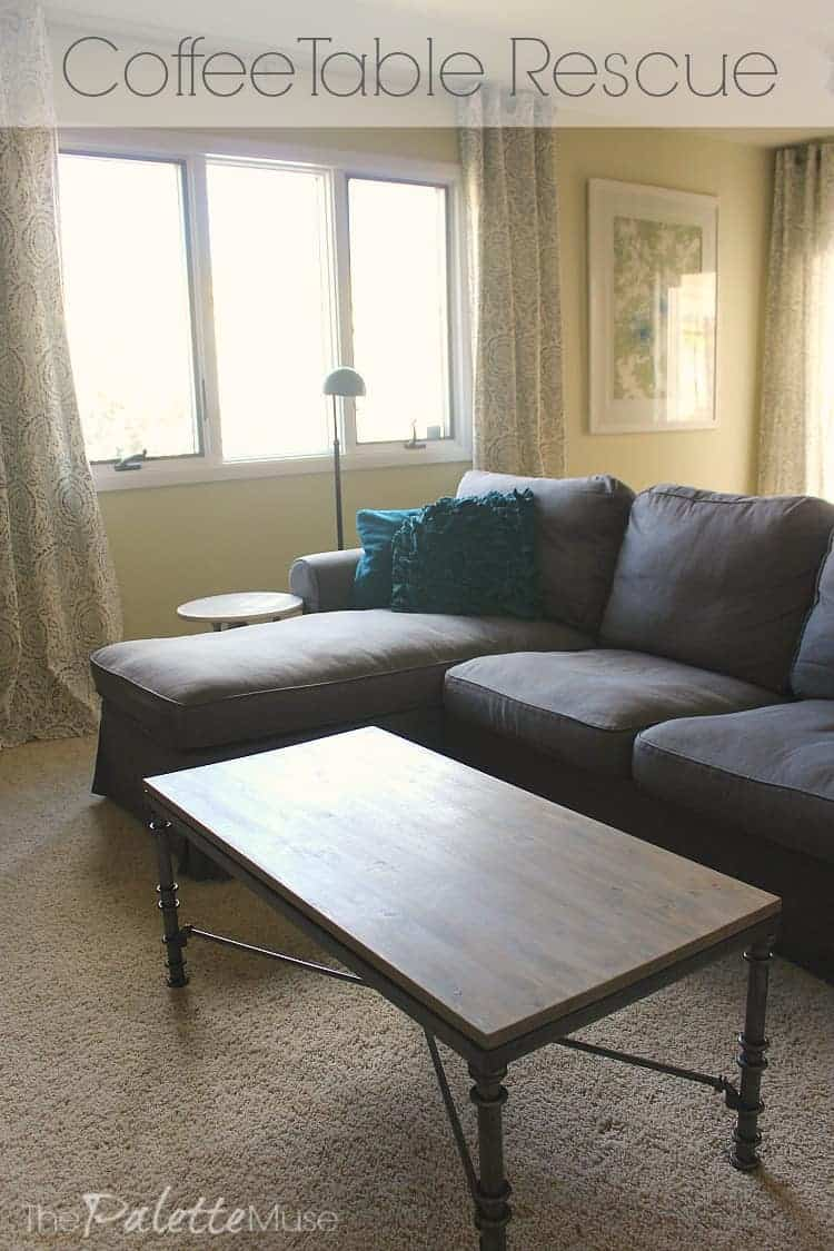 The Dump Living Room Sets Coffee Table Rescue The Palette Muse