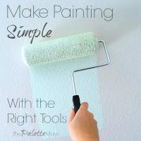 How to Make Painting Simple With the Right Tools