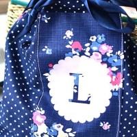 Easy DIY Drawstring Bag Sewing Project