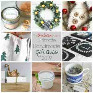 The ultimate handmade gift guide for the 2019 holiday season