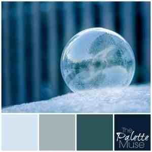 Frosted Palette